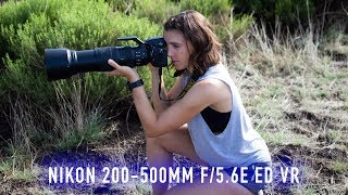 Ludicrous Telephoto Zoom! Nikon 200-500mm f/5.6E ED VR Review