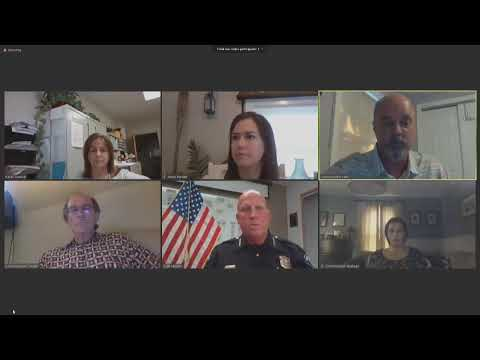 Police Commission 8.25.2020