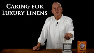 How To Clean (launder) Your Luxury Bed Sheets & Linens.