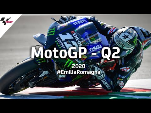 MotoGP ミサノサーキット(エミリア・ロマーニャGP)の気になるQ2を7分のダイジェストにまとめたハイライト動画
