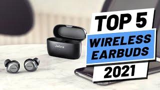 Top 5 BEST Wireless Earbuds (2021)