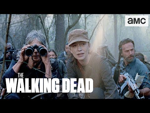 The Walking Dead 8.16 Preview
