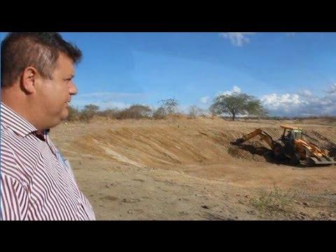 Prefeitura de Boa Vista prepara açudes e realiza ações de segurança hídrica