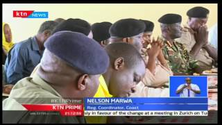 Governor Joho and Nelson  Marwa clash over guns and security