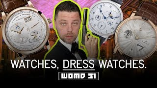 WOMD 31 | Elegant Dress Watches For Sophisticated Men