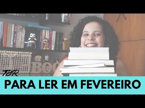 TBR DE FEVEREIRO: O QUE EU PRETENDO LER? | Livraneios
