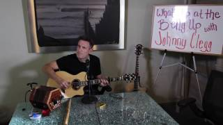 "Johnny Clegg: Belly Up Live Conference Room Sessions: ""African Sky Blue"""
