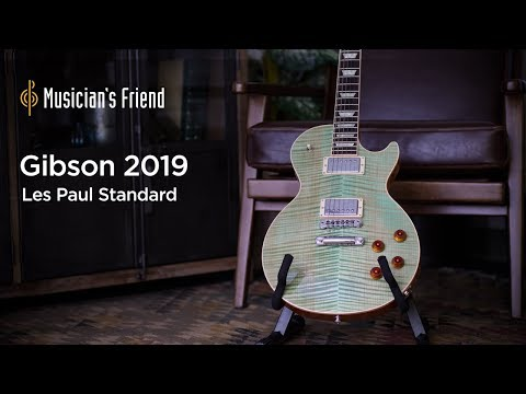 This Is What Gibson's 2019 Guitars Sound Like