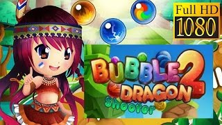 Bubble Dragon 2 Game Review 1080P Official Genergame Casual 2016