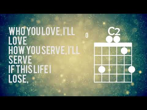 Come Thou Fount I Will Sing Lyrics Chords By Chris Tomlin