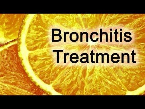 Video Bronchitis Treatment Methods - Bronchitis Treatment For Chronic and Acute Bronchitis