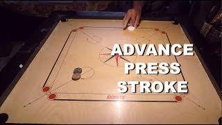 ADVANCE PRESS STROKE Tutorial