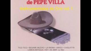 Mariachi México de Pepe Villa - Instrumentales de Oro Vol. I (Disco completo 1996)