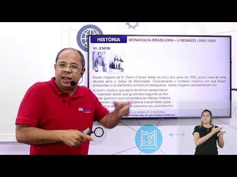 Aula 11 | O Brasil no II Reinado - Parte 03 de 03 - Exercícios Resolvidos - História