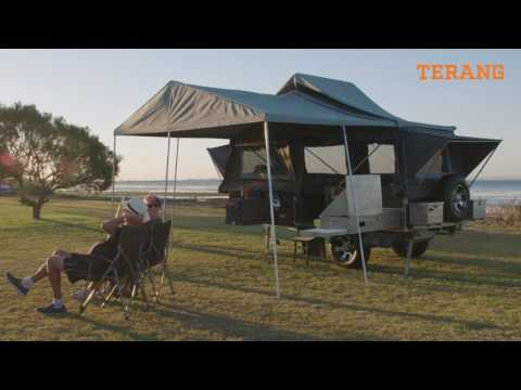 Terang Lifestyle – Lumberjack Camper Trailers