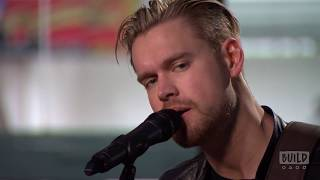 Tortured Soul   Chord Overstreet @ BUILD Series NYC
