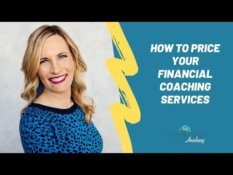 Financial Coach Training - How to Price your Financial Coaching ...