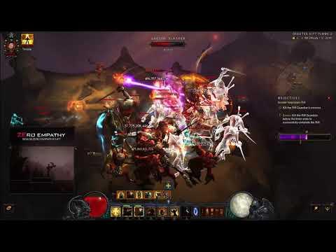 Top Five Diablo 3 Crusader Thorns Build Season 16 - Circus
