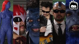 X-Men Band - Days of Future Past