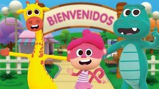 El Zoológico - Las Canciones del Zoo 2 | El Reino Infantil