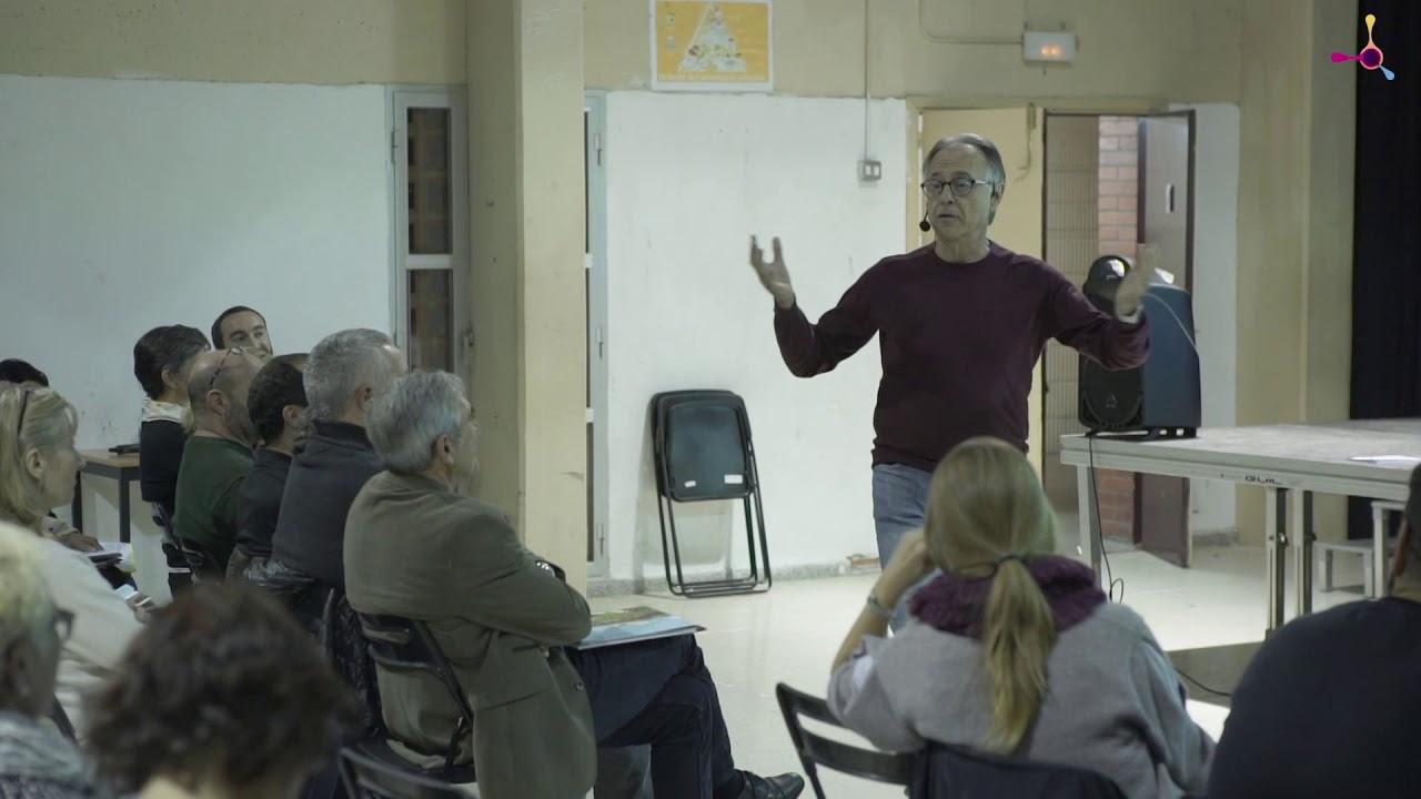 """Antoni Zabala - Jornades """"Activem el canvi"""" (Terrassa)"""