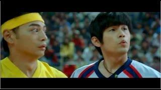 <b>Kung Fu Dunk</b> Fun Play Scene  Jay Chou Is So Cute