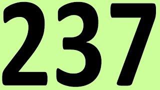 АНГЛИЙСКИЙ ЯЗЫК ДО АВТОМАТИЗМА ЧАСТЬ 2 УРОК 237 УРОКИ АНГЛИЙСКОГО ЯЗЫКА