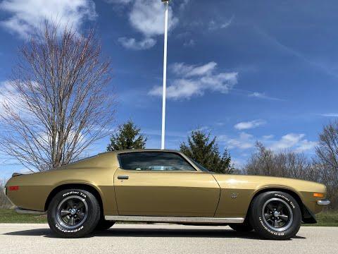 1970 Chevrolet Camaro in Big Bend, Wisconsin - Video 3