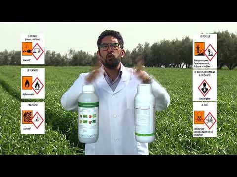 الممارسات الفلاحية الجيدة : الاستعمال الجيد والسليم للمبيدات الفلاحية