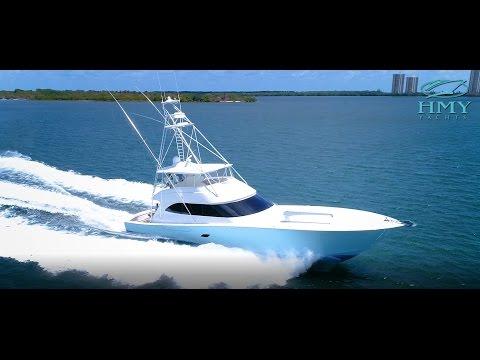Viking 82 Convertible video