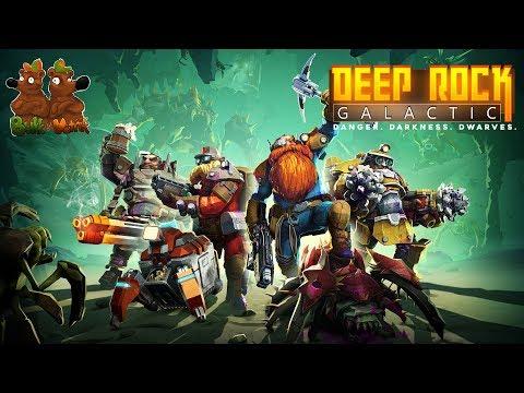 Deep Rock Galactic - Medvěd trpaslíkem :)