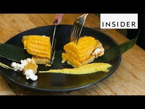 Disguising Delicious Dessert as Corn