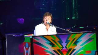 Paul McCartney - Fool On The Hill (Live From Portland, Oregon, On 4/15/2016)