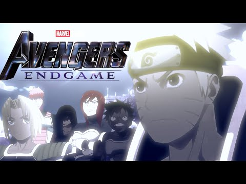 Marvel Studios' Jump Force: Endgame - Official Trailer 2 (parody) (видео)