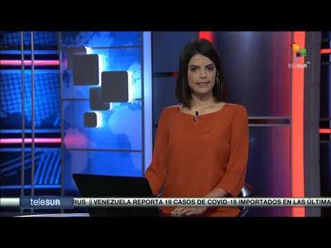 Telesur destaca 75 anos da FSM e atuação de Cuba contra a Covid-19