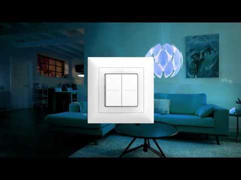 Feller EDIZIOdue Smart Light Control for Philips Hue