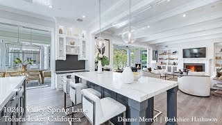 Hamptons Style Sophisticated Smart Home Luxury In Toluca Lake