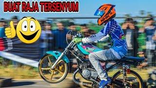 Bupati Cup Drag Bike  2tak Std Rxking Kejurda Seri1 Takalar