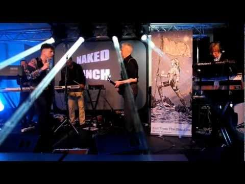 "Naked Lunch - ""Slipping Again"" - Live 2012 