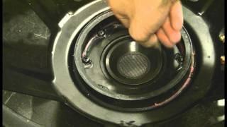 Un-blowing a Speaker