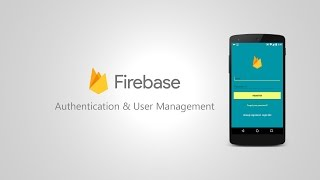 Android Getting Started with Firebase - Login & Registration (Demo)