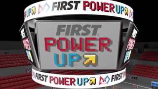 2018 FIRST Robotics Competition FIRST POWER UP Kickoff Video [Main Broadcast Only]