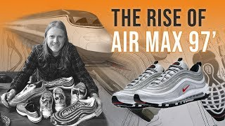 Nike Air Max 97 | How a 20 Year Old Shoe Became Cool Again