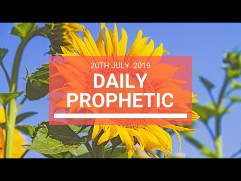 Daily Prophetic 5 July 2019 Word 5 - Kevin Bridges - Video