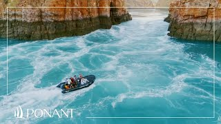 Ponant Cruises: The Kimberley in Australia with Mick Fogg