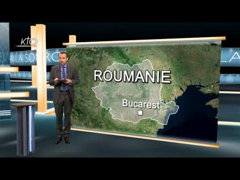 PAPE EN ROUMANIE | EGLISE ET FINANCE | ELECTIONS EUROPENNES