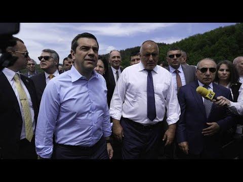 Στην Βουλγαρία ο Τσίπρας για τα εγκαίνια του αγωγού IGB