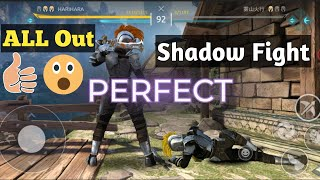 Shadow Fight Arena। Level 5। ALL Knockout। Shadow Fight 3।। HD