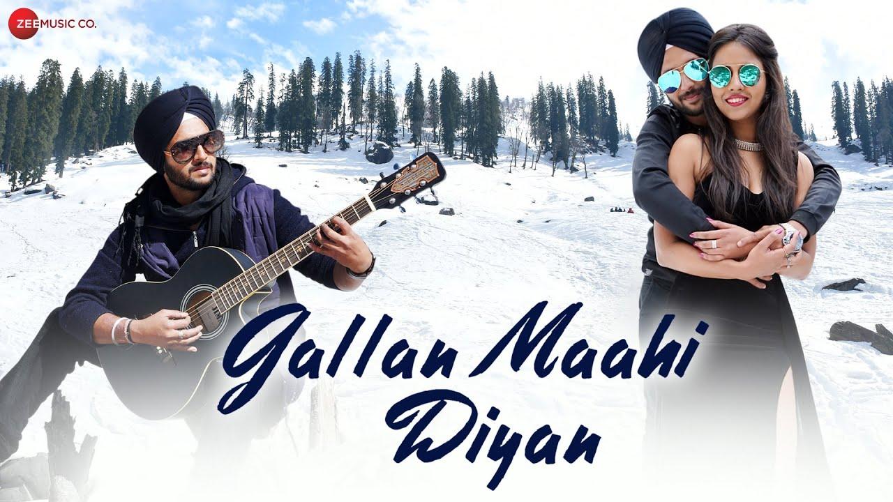 Gallan Maahi Diyan Music Video Lyrics - Raja Hasan & Anuja Sahai