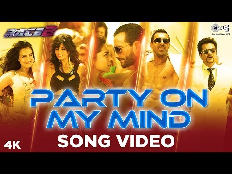 Party On My Mind - Race 2 | Bollywood Music